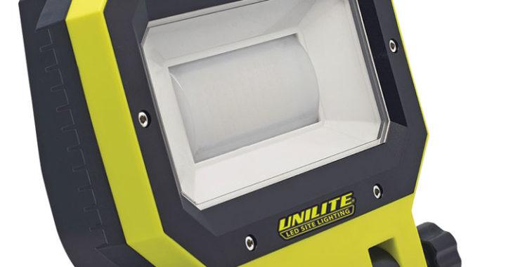UNILITE SLR-3000 LED tölthető munkalámpa lámpa