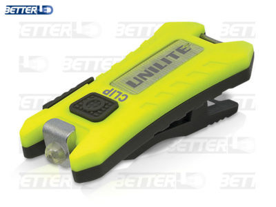 UNILITE PS-CL1 kulcstartó-kerékpár lámpa