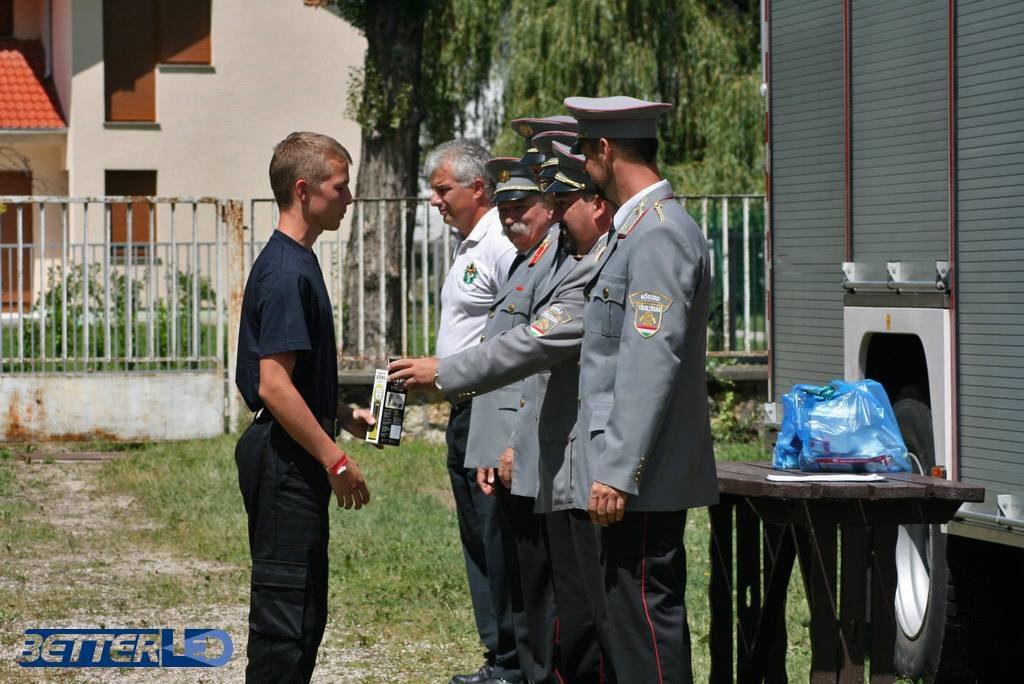 A BetterLED is támogatta ledlámpákkal és munkavédelmi kesztyűkkel az ifjú tűzoltók táborozását, ajándék ledes lámpákat kaptak a legjobbak