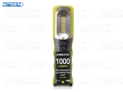UNILITE PS-IL10R akkumulátoros Samsung ledes kézi munkalámpa, 1000 Lumen