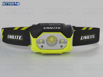 UNILITE HL-7R fejlámpa