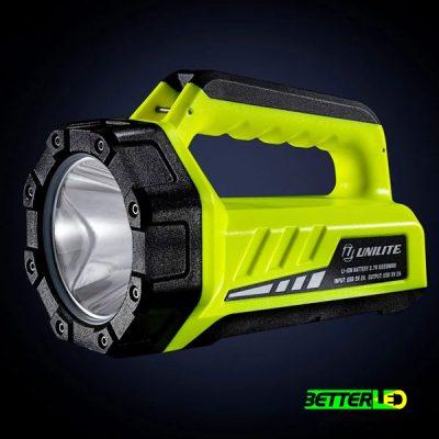 UNILITE L-1000 kézi LED reflektor lámpa